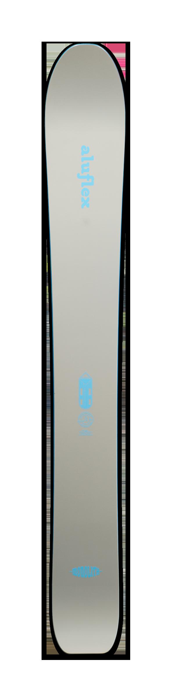 Monoski Aluflex Monolith bleu