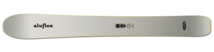 Monoski Aluflex Monolith jaune