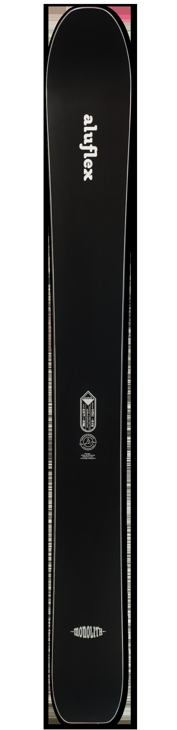 Monoski Aluflex Monolith noir