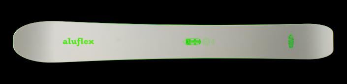 Monoski Aluflex Monolith vert