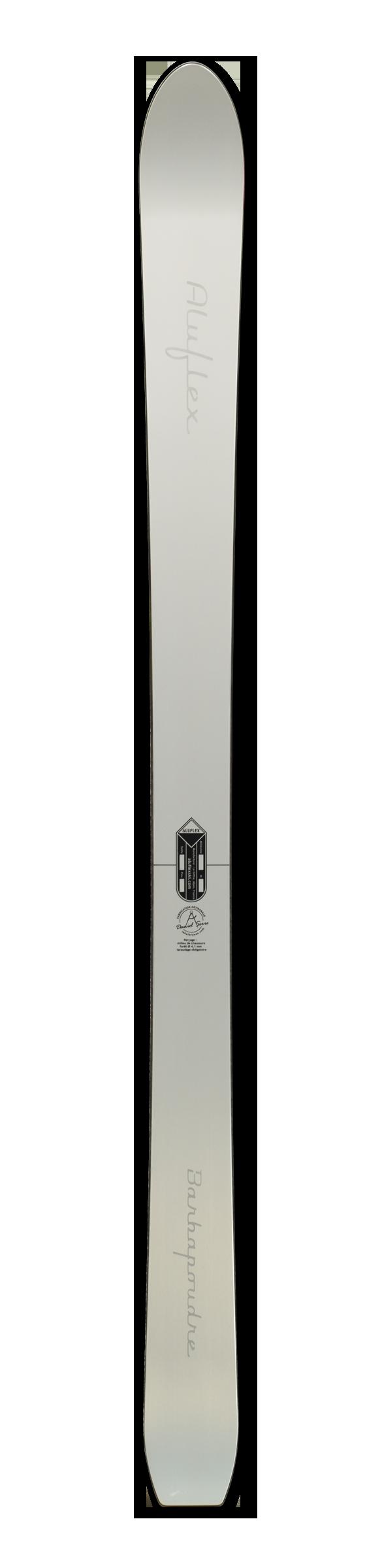 Ski Aluflex Barbapoudre 188