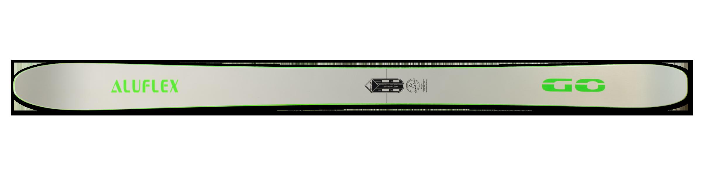 Ski Aluflex GO vert
