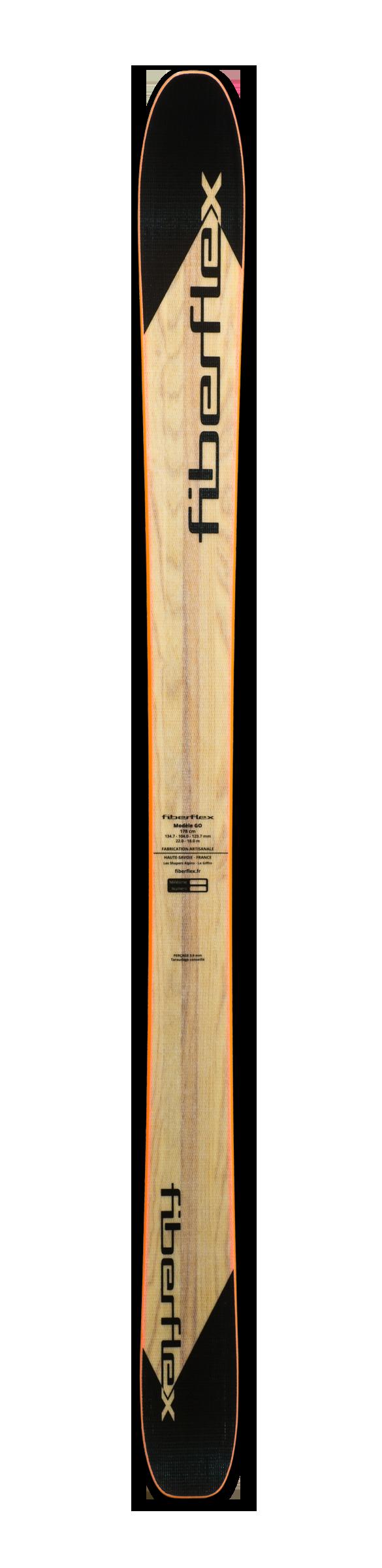 Ski Fiberflex GO