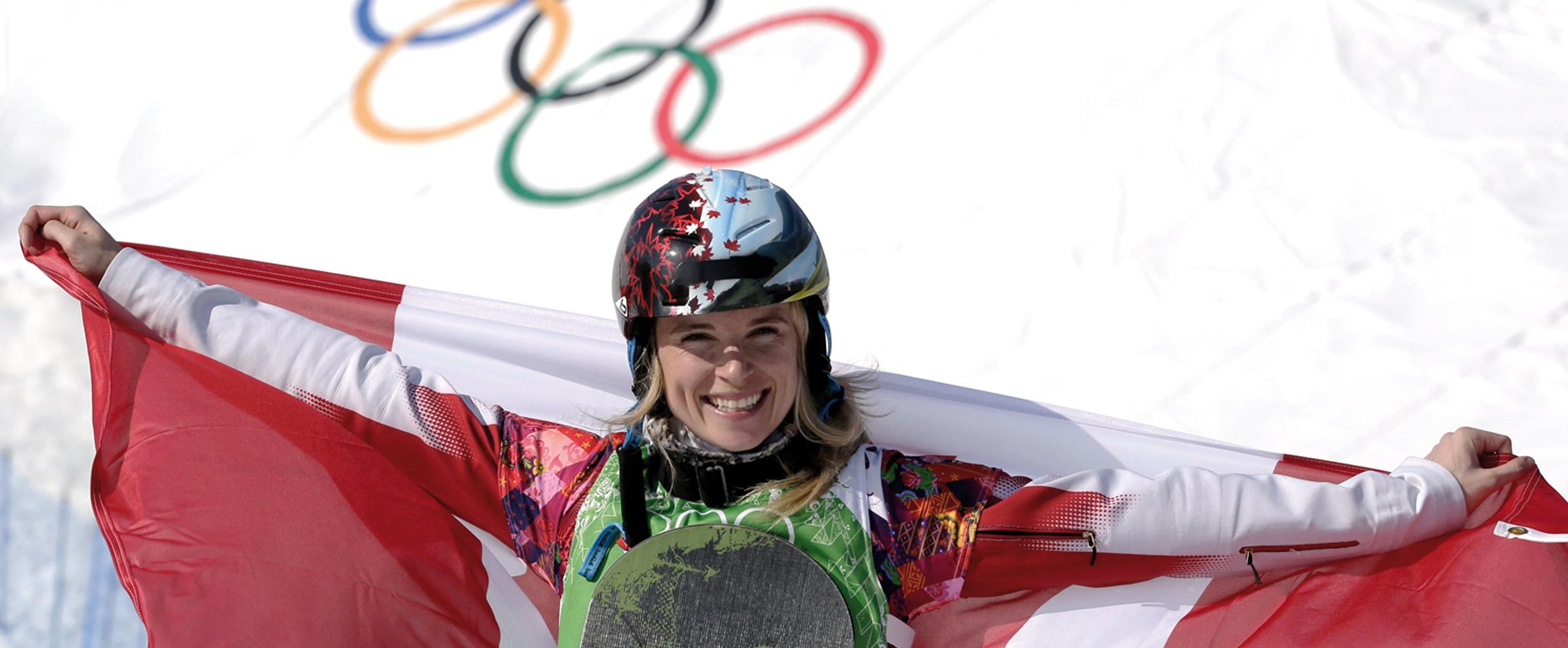 Dominique Maltais - Sotchi